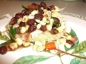 Black Bean Salad Ole'