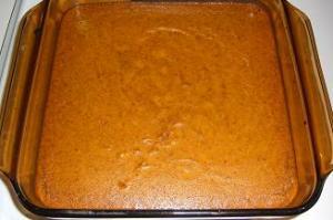 Patty's Pumpkin Pudding