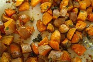 Classic Sweet Potatoes