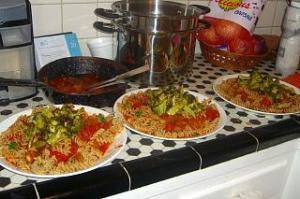 Italian Dinner for 3