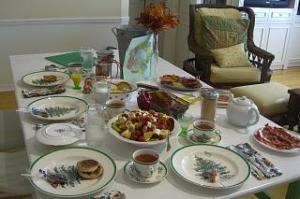 Thanksgiving Breakfast