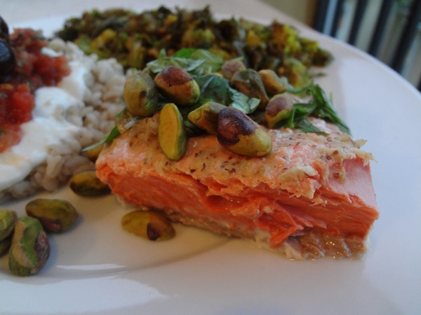 Go wild about wild salmon