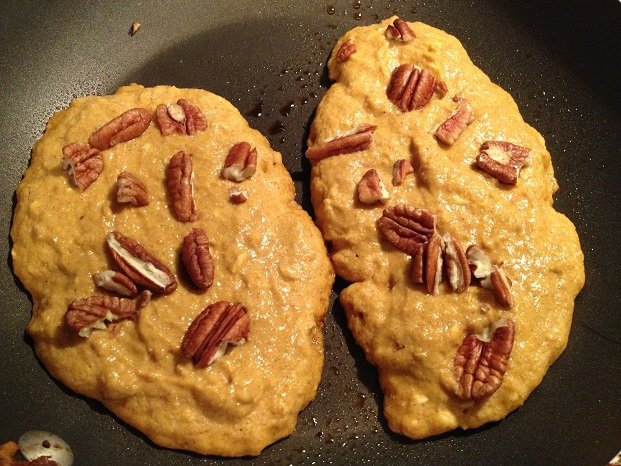 I can, you can, pecan