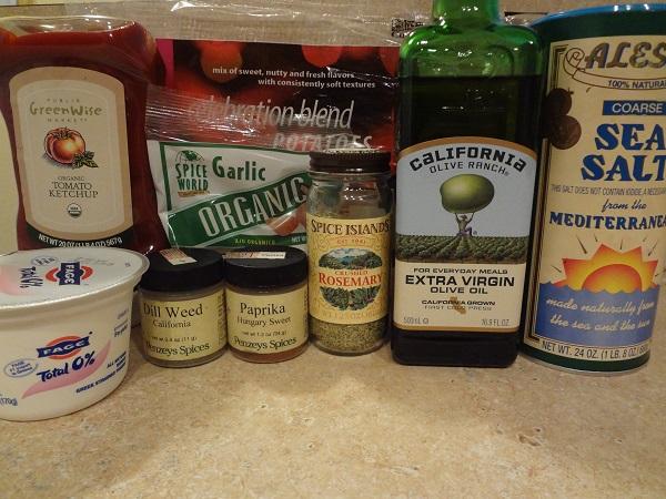Le ingredients