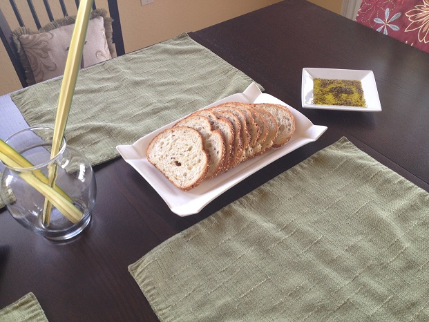 Italian Bread and Dipping Oil