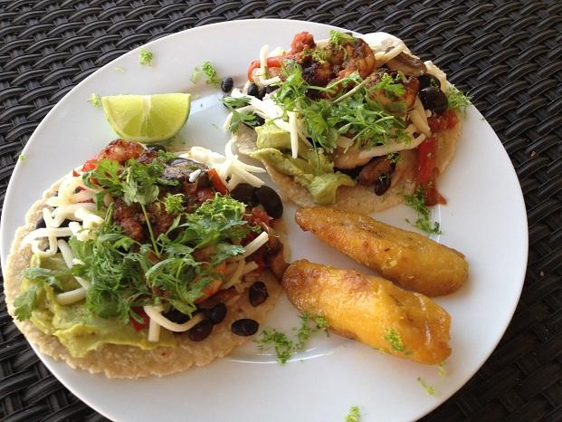 Mission Accomplished Shrimp Tacos