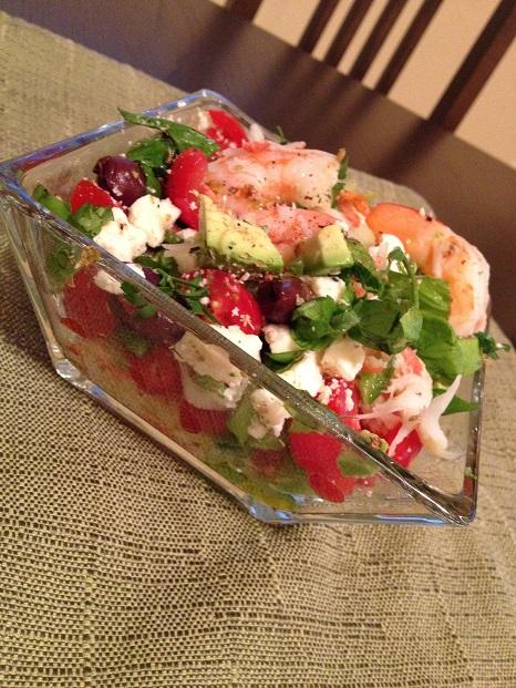 Mediterranean freshness!