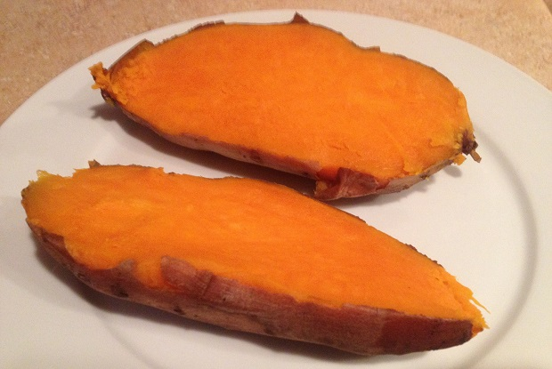 Slow Cooker Sweet Potato