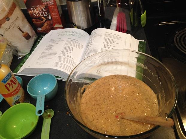 Pre-work baking